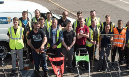 Unemployed young people given fresh start in County Durham