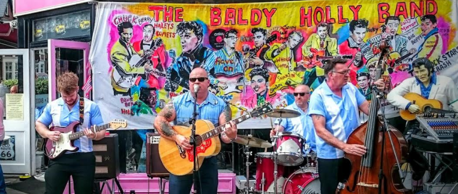 Oh Boy – September 9th – That'll be the day for Buddy Holly fans