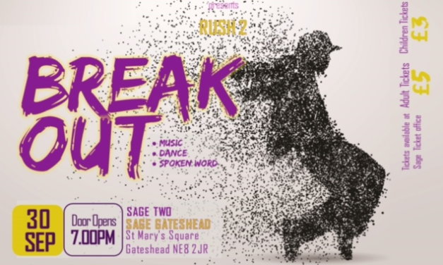 What's on: Jeduthun Music Presents Rush 2 Break Out
