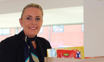 Leading Housebuilder Launches Food Drive Appeal