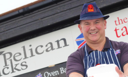 Award-winning chippy is 'fishing' for a new owner
