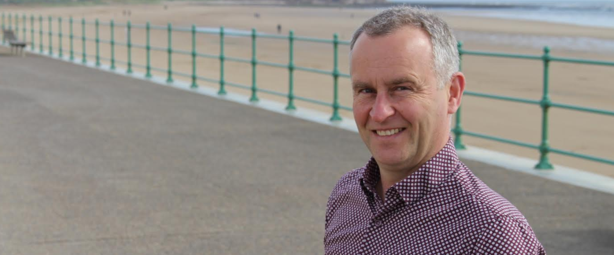 Artist to bring inspiration to seaside scheme