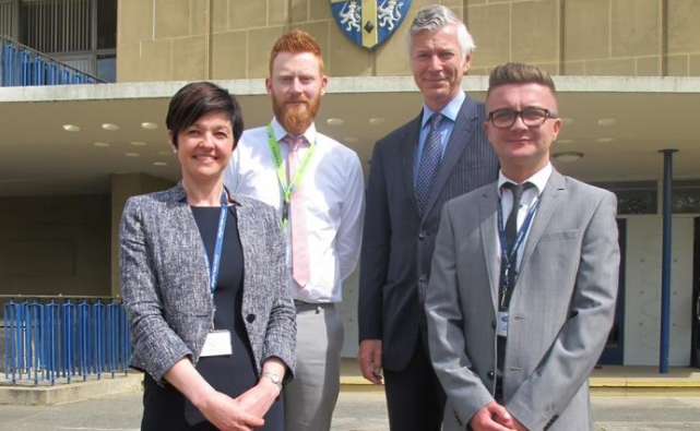 Excellence in technology sees council shortlisted