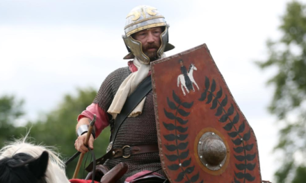 Romans return to Binchester