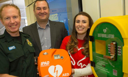 Learn how to save lives with Tyne and Wear Metro