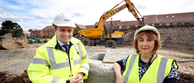 New affordable homes for Newcastle