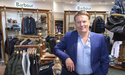 Psyche opens new Barbour department as part of store investment programme