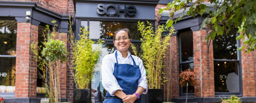 Sohe Announces Award-Winning Chef Partnership in Well-Guarded Move