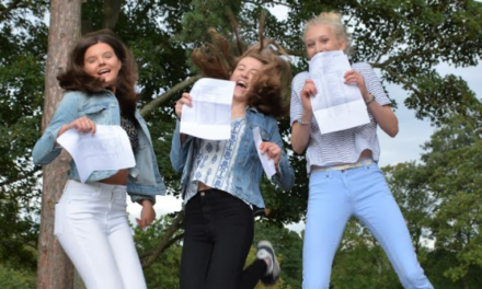 Cundall Manor pupils celebrate excellent GCSE Results