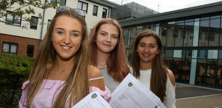 Girls score three nines at Bede Academy GCSEs