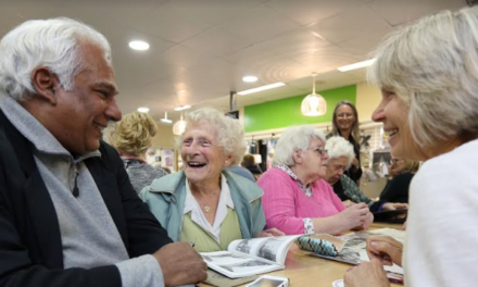 Age better with invitation to Debenhams first Cafe Meet Up