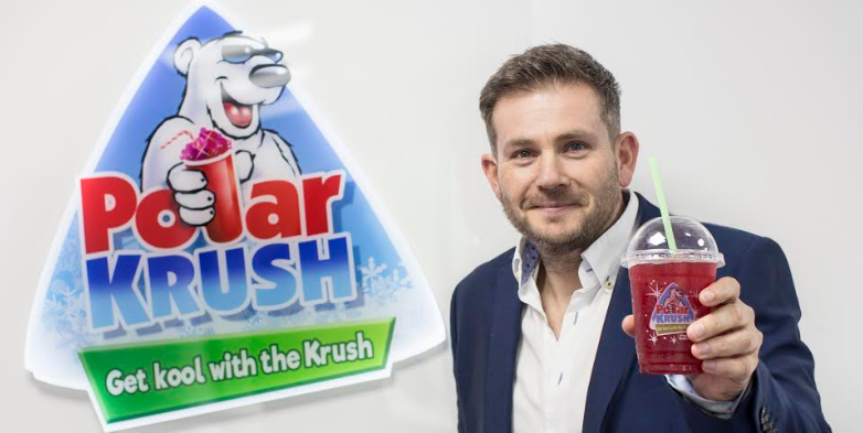 Polar Krush Shortlisted for Prestigious Made in the North East Awards