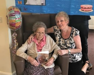 WW2 Air Force veteran Belle celebrates 100 th birthday