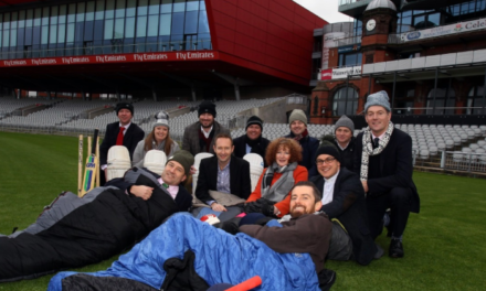 CEO Sleepout supports charities for homeless people