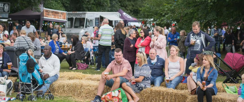 Proper Food and Drink Festival makes first visit to Blyth