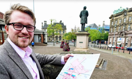 Enterprise Zone Launches in Town's Historic Quarter