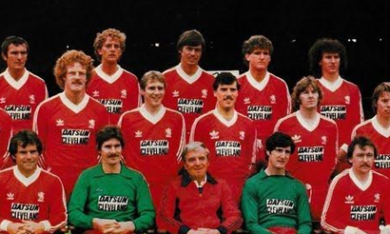 Boro heroes reunite 40 years on