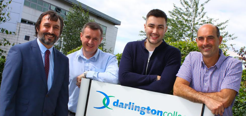 Packaging apprentice wraps up a career with top pharmaceutical company