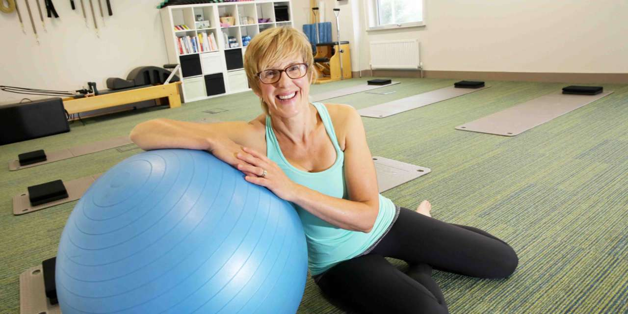 Pilates Instructor Brings Movement to Darlington
