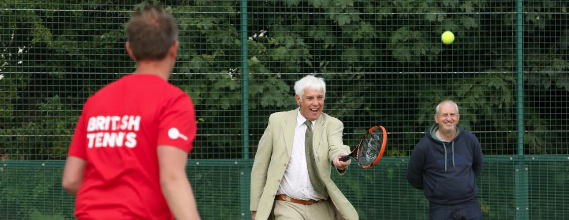 Stokesley tennis club served with a council grant to help repair its courts