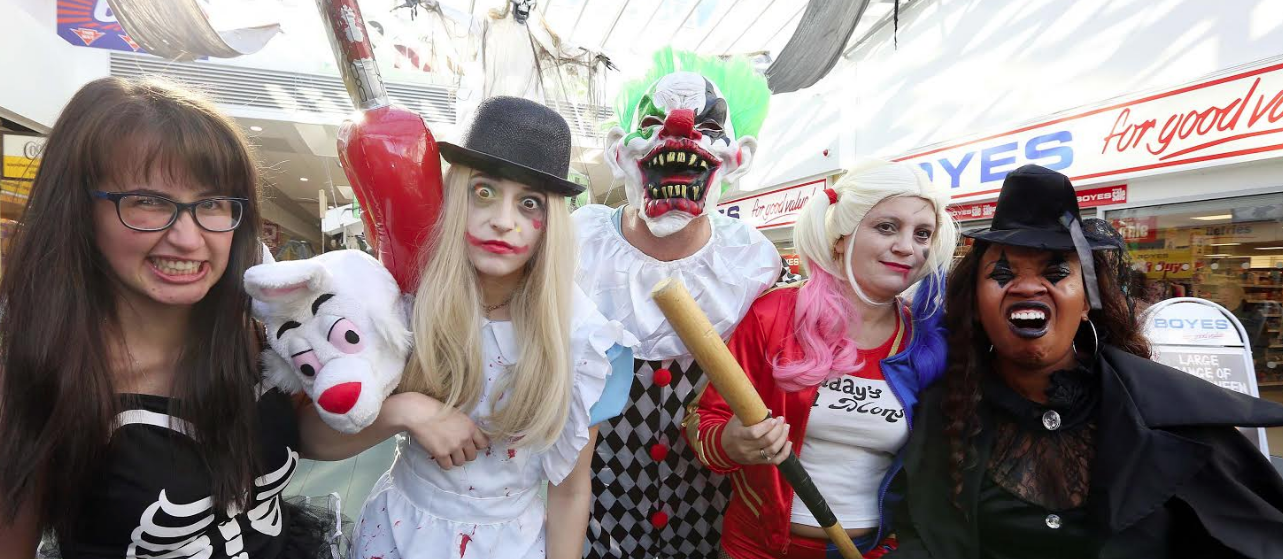 """""""Spooky"""" Retailers Wanted For Middlesbrough Halloween Market"""