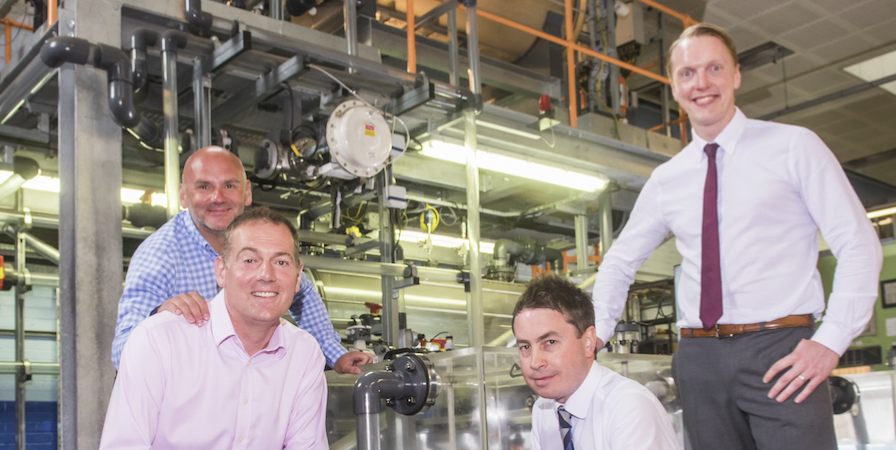 Andy Preston invests in Teesside industry-tech start-up