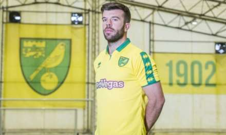 GRANT HANLEY COMPLETES NORWICH SWITCH