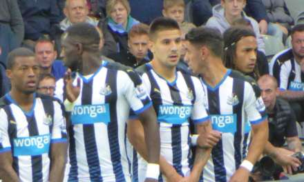 Aleksandar Mitrovic Charged following Elbow Incident