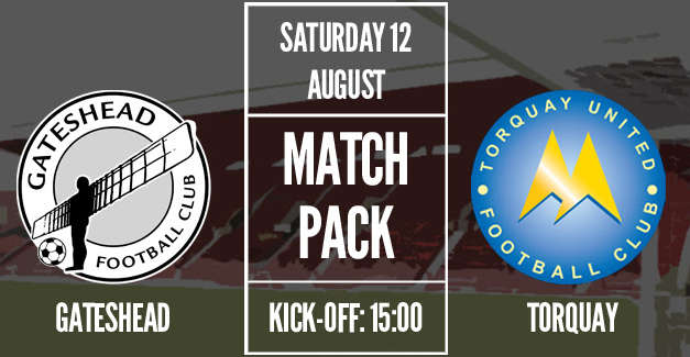 Match Preview: Gateshead Vs Torquay