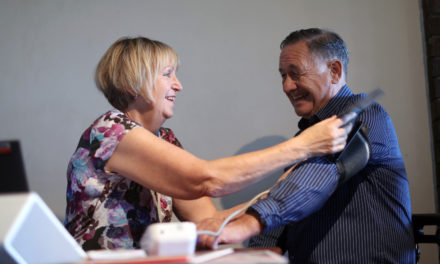 Residents give their heart a happy hour at the pub