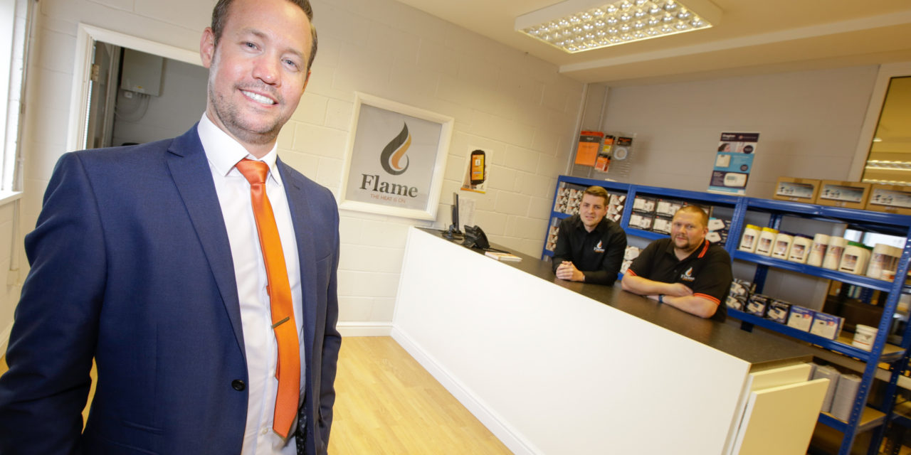 Cramlington launch for fast-growing Flame
