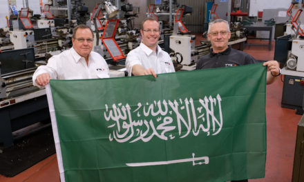 TTE secures prestigious contract to deliver vocational technical skills to Saudi graduates