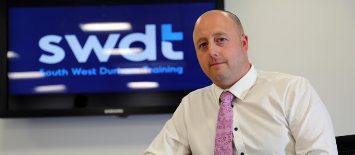 New general manager at Aycliffe-based South West Durham Training