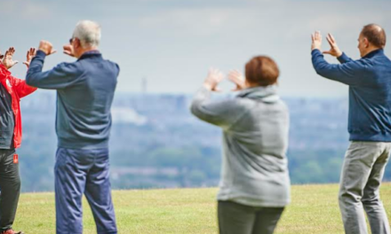 Parklives Newcastle Partners with Mental Health Mates to Host Free Tai Chi in the Park