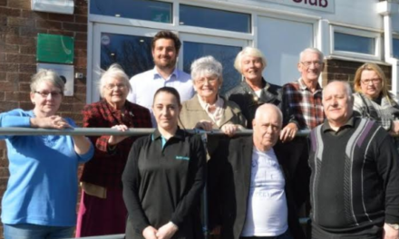 New Disabled Toilets to Help Bede Ledge Social Club Open to Whole Community