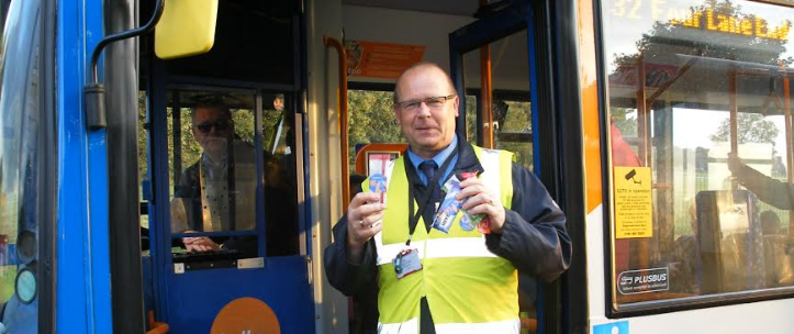 Stagecoach North East Staff to Mark National Customer Service Week