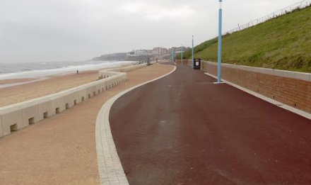 New-look Northern Promenade partially reopens