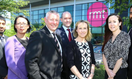 Business Growth Leads to Six New Recruits for RMT Accountants