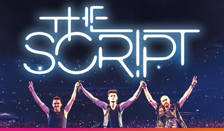 The Script Announce UK & Ireland Tour