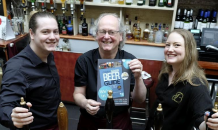 Exchange bar becomes North Shields' ONLY entry in prestigious Good Beer Guide