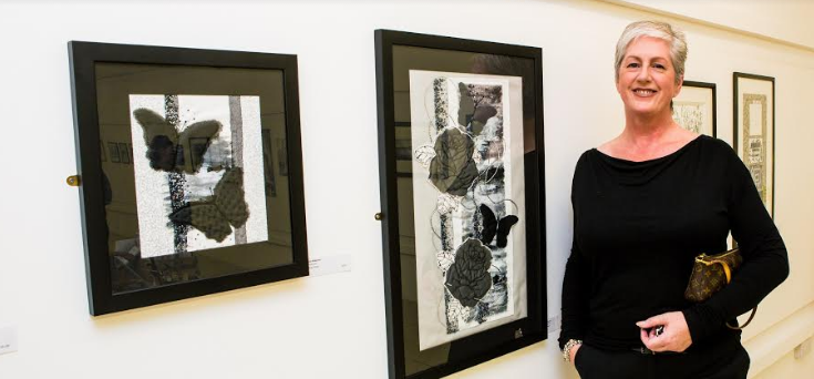 Black and White Exhibition shines a light on local talent