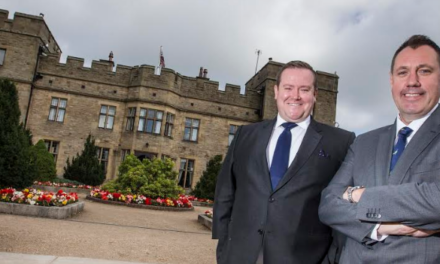 Five-Figure Investment Enhances Slaley Hall in Hexham