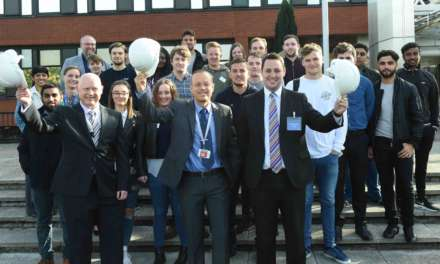 SABIC gives students glimpse into the future