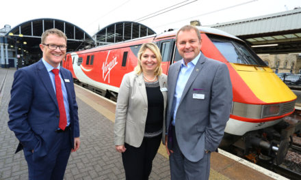 Great Exhibition of the North announces partnership with Virgin Trains