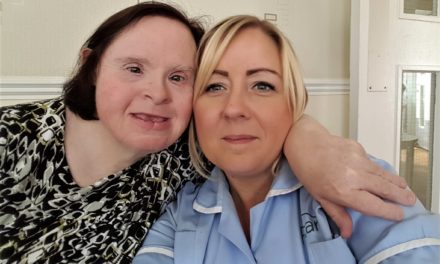 Newcastle care home celebrates Dementia Carers Day