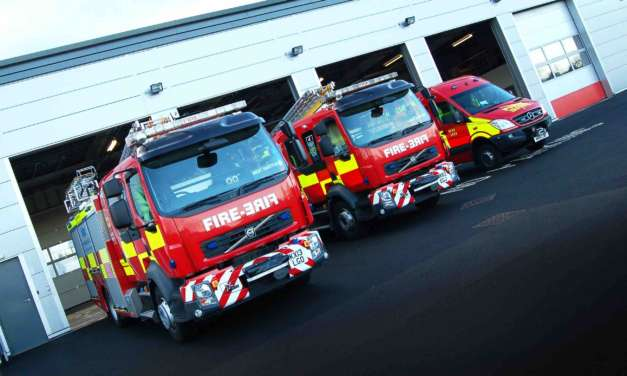 Free fire safety advice to businesses