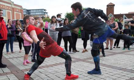 Pioneering performance heads to Sunderland shopping centre