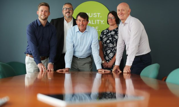 Howard Russell announces new board as founder retires