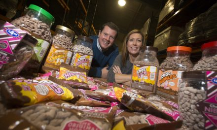 Sweet Dreams for Local Chocolatier after Factory Investment