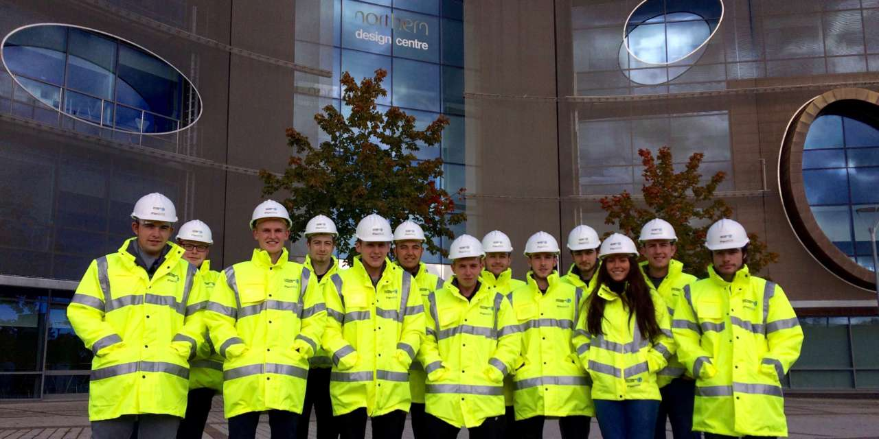 Gateshead College named finalist in national construction talent awards